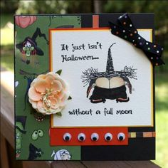Full Moon ... F4A135 by Anne Ryan - Cards and Paper Crafts at Splitcoaststampers