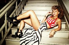 WWRD Online – What Would Rihanna Do? - Everything Rihanna since 2005 Ariana Grande, Rihanna Albums, Rihanna Photoshoot, Photoshoot Ideas, Badass Style, My Style, We Found Love, Spring Boots, Spring Summer