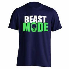 "Marshawn Lynch ""Skittles"" BEAST MODE Tshirt Seattle Seahawks - youth size"