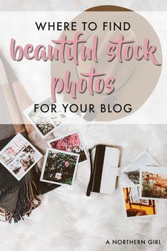 if you're a blogger, sometimes it's hard to find pretty and unique stock photos. here are some of my favorite resources!