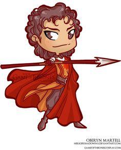 Oberyn Martell // Game of Thrones cosplay group http://www.gameofthronescosplay.com | by Sara Manca http://heiligershadowfax.deviantart.com/