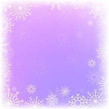 purple background with snowflakes Vector Online, Purple Backgrounds, Floral Border, Snowflakes, Tapestry, Stock Photos, Holidays, Pink, Decor