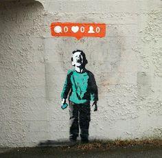 Awesome Street Art Creativity .... Click 2 C How.... ....  https://www.youtube.com/watch?v=8uyayPGx7NA