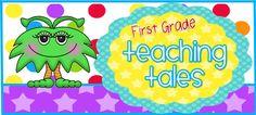 Fun blog for first grade teachers!