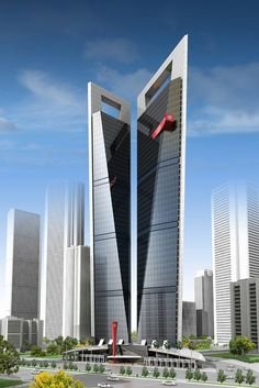 Group officially announced today the successful completion of acquiring a controlling stake in National Société Générale Bank - Egypt ( NSGB ) Future Buildings, Unique Buildings, Interesting Buildings, Amazing Buildings, Architecture Design, Facade Design, Amazing Architecture, Contemporary Architecture, Futuristic Design