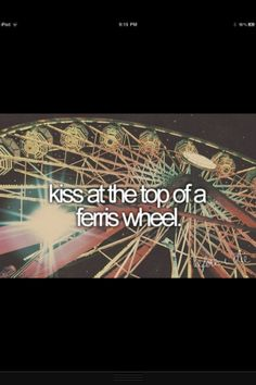 This is deff on my long-term bucketlist. This WILL happen some day, ahhhh so romantic <3