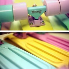 pastel penny boards