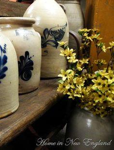 Old Stoneware...