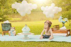 Curitiba, Kelli Homeniuk, Ensaio de bebê, 11 meses, 1 aninho, pré aniversário, bolo big Cupcake, AVIADOR, Smash The Cake, Cake Smash, Verde, bolo (41)9729-6585