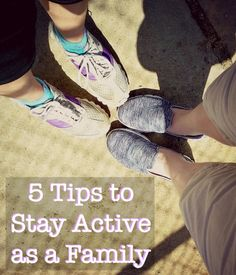 5 Tips To Stay Active As A Family #ad #PlaytexSportSquad