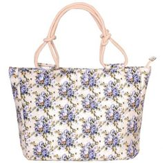 SHARE & Get it FREE | Sweet Floral Print and Canvas Design Women's Tote BagFor Fashion Lovers only:80,000+ Items·FREE SHIPPING Join Dresslily: Get YOUR $50 NOW!
