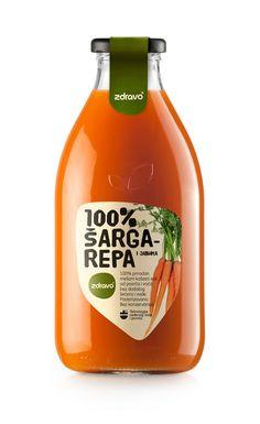Zdravo Organic - Organic Food Redesign by Nemanja Jehlicka