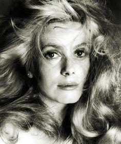 Catherine Deneuve by Richard Avedon, 1968