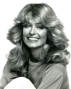 "Do you remember watching ""Charlie's Angels""? On this day in 1947, star Farrah Fawcett was born."