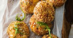Perfect for lunch on the go or a satisfying weeknight dinner, fritters, patties and rissoles are a quick and easy option. Here are 17 of our favourites to inspire you.