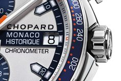 ByHarlan Chapman-Green  Last year we got to go hands-on with Chopard's then-new release, the Mille Miglia Race Edition watch. They were quite big and chunky, in-keeping with the modern times. Also, they were automatic with in-house