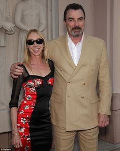 1000 images about tom selleck on pinterest tom selleck for Tom selleck jacqueline ray wedding