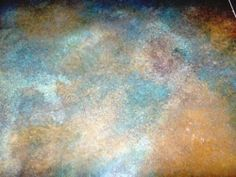Acid Stained Concrete...love this color.  This site explains all the how-tos of acid stained concrete. ~MAA