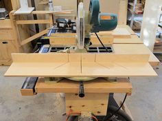 Making a zero clearance fence for a smaller miter saw