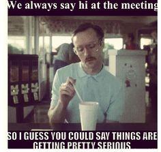 JW humor:) yet so appropriate ...