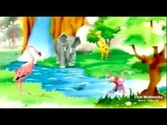 La Creacion - Dibujos animados - La Biblia Para Niños