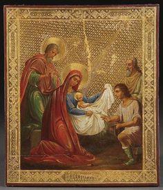 St Jose, Saint Joseph, Ikon, Nativity, Cord, Saints, Christian, Painting, Sagrada Familia