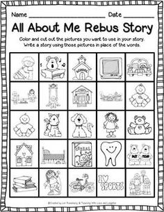 Teaching With Love and Laughter - More Rebus Stories