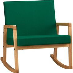Rocker from CB2- easy to remake with non-flame retardant foam!