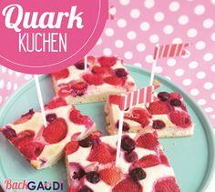 Quarkkuchen – BackGAUDI