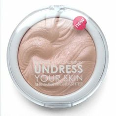 MUA Undress Your Skin Highlighting Powder #makeup #highlighter- I have this shade already it's beautiful but I would like to get the other one soon maybe x