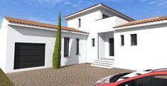 Plans, Villas, Garage Doors, Tours, House Design, How To Plan, Architecture, Outdoor Decor, Home Decor