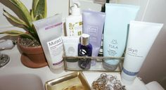 CLEANSERS that I lov