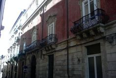 Palazzo Borgia, Siracusa, Italy