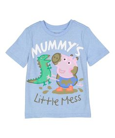 Grey Size 4 Gentle Hero George peppa Pig New With Label T Shirt