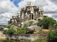 Blog O Popular: Fotos: Conheça as maravilhas do nosso RN: Castelo de Zé do Monte