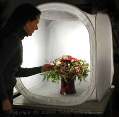 EZcube Light Tent for jewellery photography. See More. Come u0026 learn to take your own website photos. It is much easier than you & You can even use an EZcube Light Tent to photograph flowers and ...