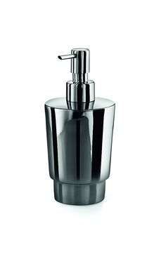 Linea Napie Table Mounted Soap Lotion Dispenser Pump for Kitchen Bathroom Chrome