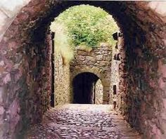 dunnottar castle interior - Google Search