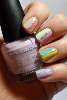 Another gorgeous Breezy The Nail Polish Lover creation.