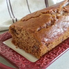 "Gluten Free Zucchini Bread I ""Seriously the best gf quick bread I have ever made. Kids love it."""