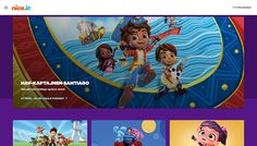 Nickelodeon has started to roll out a design refresh for the official websites of Nick Jr. channels around the world.The new look uses the purplish 'bare-bones' framework of Nickelodeon USA's official website, nick.com, which itself was rolled out internationally last year. However, the 'bare-bones' design has meant that all the games and videos featuring popular Nick Jr. characters fans had previously enjoyed on the websites have now been removed.Instead, each Nick Jr. website that has now…
