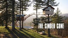 THE CINDER CONE  A Farm League Original Directed by Foster Huntington Edited by Jess Gibson