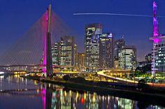 São Paulo - o município recebe cerca de 10 milhões de visitantes por ano, seja a passeio ou a negócio.