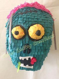 Piñata de Zombies tonto