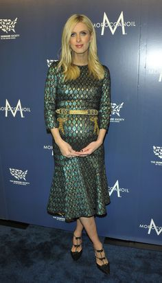 Nicky Hilton, Celebrity Updates, Red Carpet, Dressing, Two Piece Skirt Set, Humane Society, Formal, Chic, Skirts
