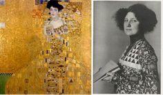 La revolucionaria modista que inspiró la obra de Gustav Klimt