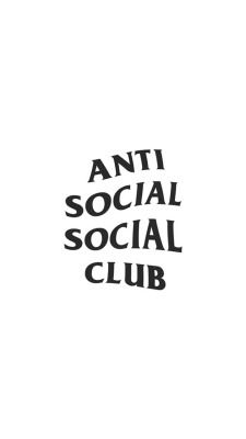 📱 Fond d'écran cellulaire Anti Social Social Club no 11 Black And White Picture Wall, Black And White Wallpaper, Black And White Pictures, Black And White Posters, Bedroom Wall Collage, Photo Wall Collage, Aesthetic Collage, Quote Aesthetic, Aesthetic Bedroom