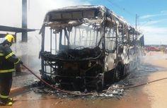 #News  Polícia prende cinco suspeitos de ataques a ônibus em Montes Claros