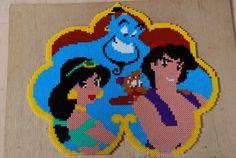 Aladdin hama beads by Hama Beads Disney, Disney Hama Beads Pattern, Perler Beads, Pearl Beads Pattern, Hama Beads Patterns, Perler Bead Art, Fuse Beads, Beading Patterns, Shrek