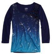 Dip dye embellished tee $32.93 reg. price from justice